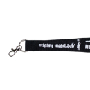 "Mighty Metal Bob® Lanyard ""N.D.H.K.I.D.G."""
