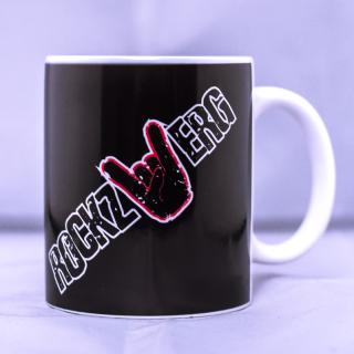 ROCKZWERG® Kaffeetasse matt