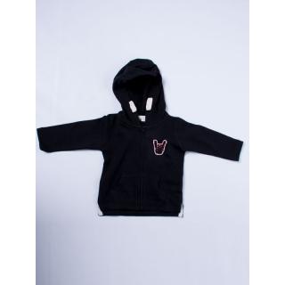 ROCKZWERG® Hoody-Zipper 18-24 Monate