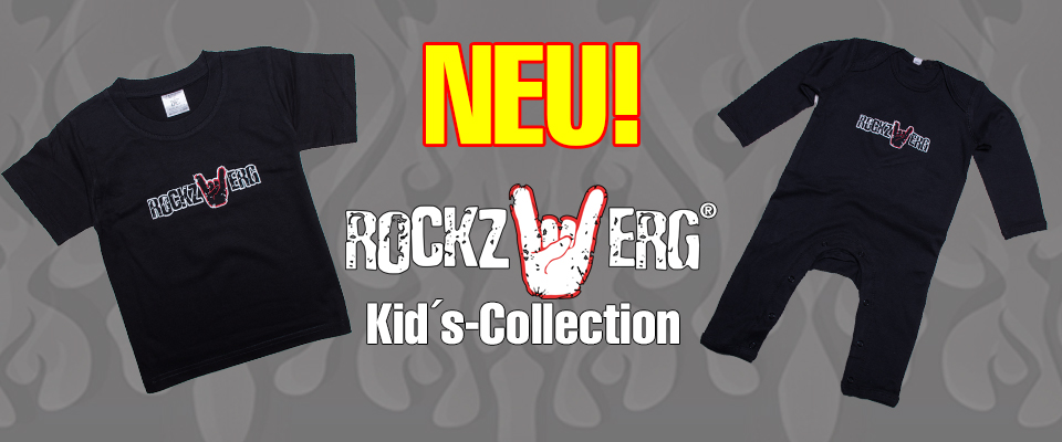 NEU! ROCKZWERG Kid´s Collection
